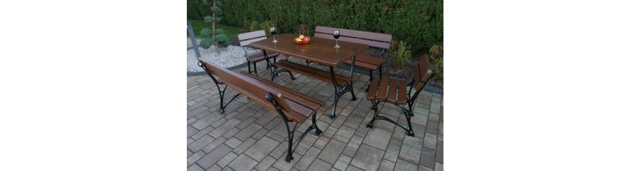 Tanie drewniane meble ogrodowe Rzeszów - sklep internetowy RenMeb